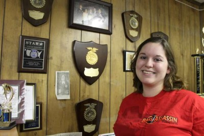 Audra Rutherford is seven months pregnant, and has good insurance through the family business. But good insurance only goes so far in rural Florida.