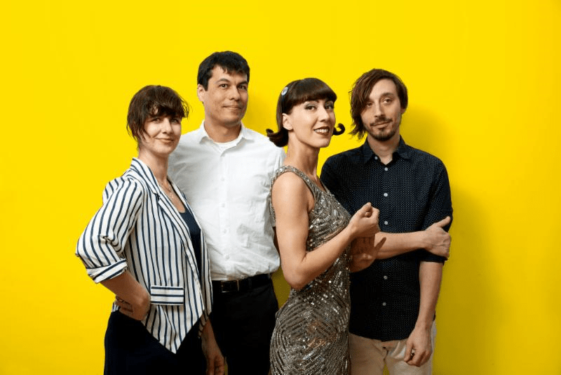 Song of the Week | The Octopus Project - Wrong Gong