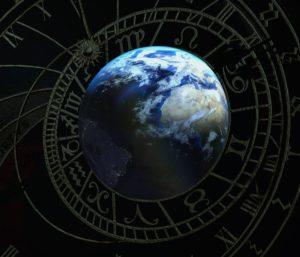illustration of how astrology works