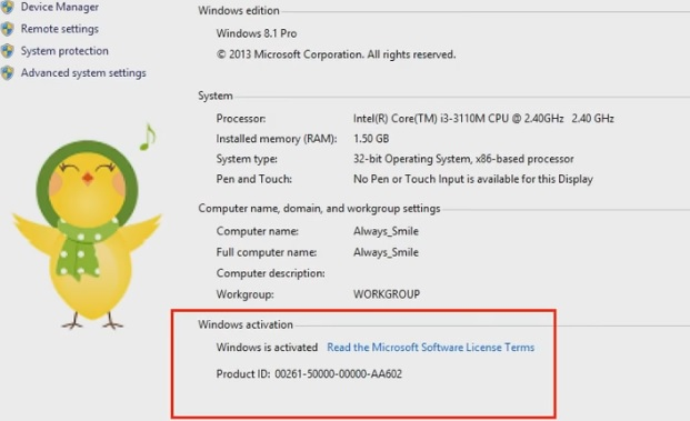 activate windows 8.1 without product key for free 2019_5