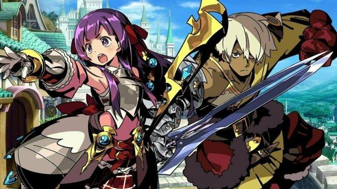 Top 40+ best games like Etrian Odyssey 2 Untold: The Fafnir Knight