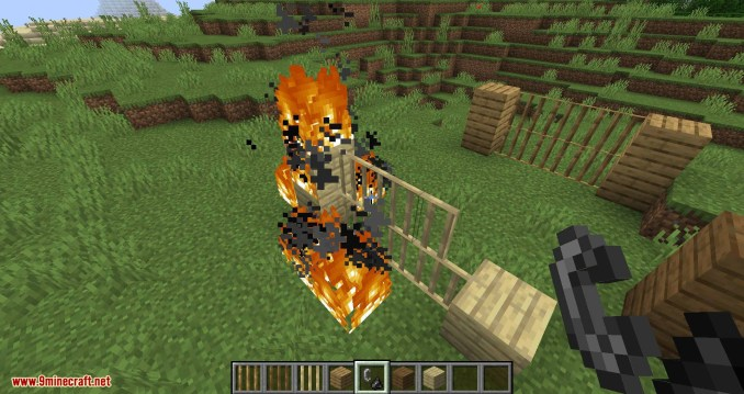 Additional Bars mod for minecraft 04
