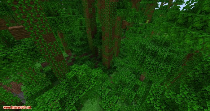 Canvas Renderer mod for minecraft 05