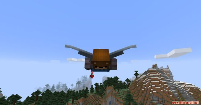 Coelytra Mod Screenshots 4