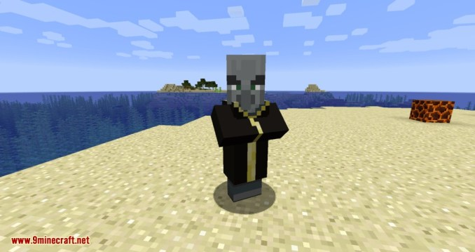 Curio of Undying mod for minecraft 09