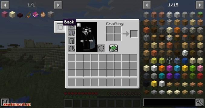 Curious Elytra mod for minecraft 03