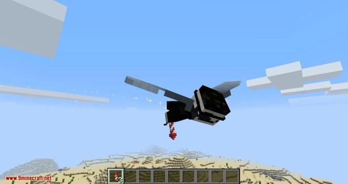 Curious Elytra mod for minecraft 05