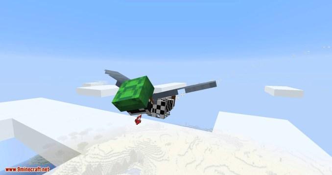 Curious Elytra mod for minecraft 09
