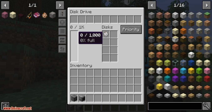 Extra Disks mod for minecraft 04
