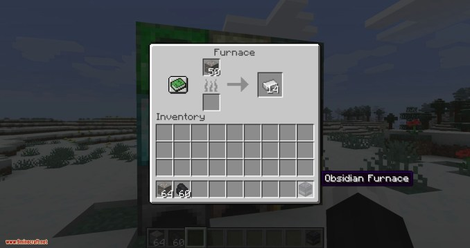 Fabric Furnace mod for minecraft 12