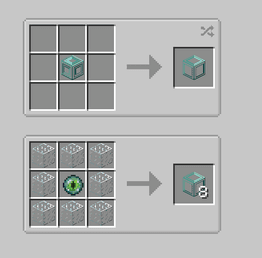 Glassential mod for minecraft 18