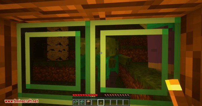 Glassential mod for minecraft 10