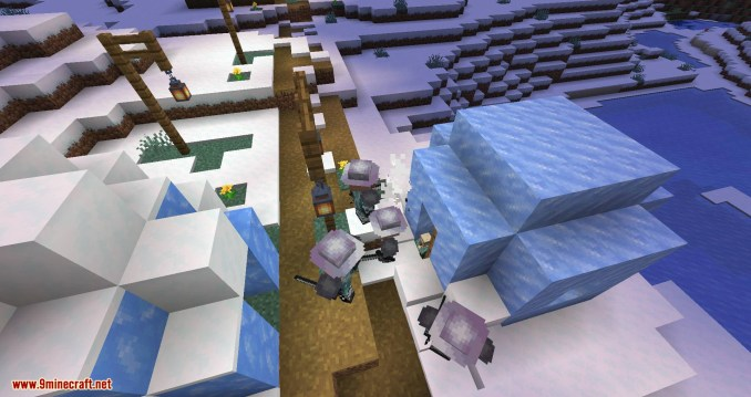 Guard Villagers mod for minecraft 11