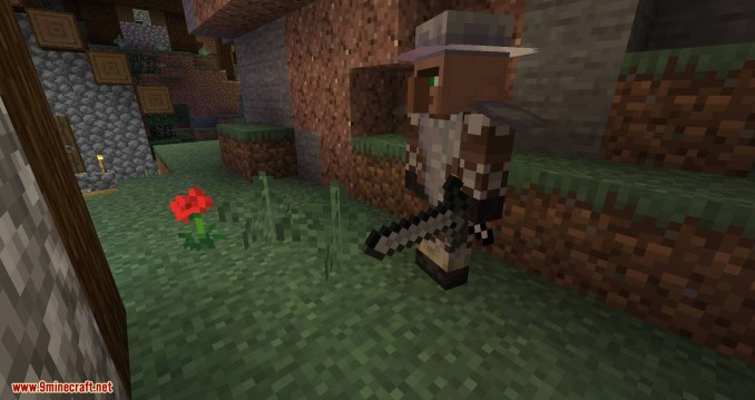 Guard Villagers mod for minecraft 08