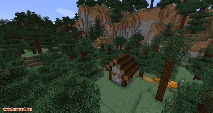 Guard Villagers mod for minecraft 01