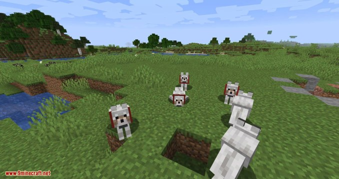 Let Sleeping Dogs Lie mod for minecraft 08