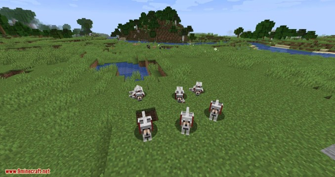 Let Sleeping Dogs Lie mod for minecraft 09