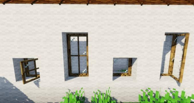 Macaw_s Windows mod for minecraft 23