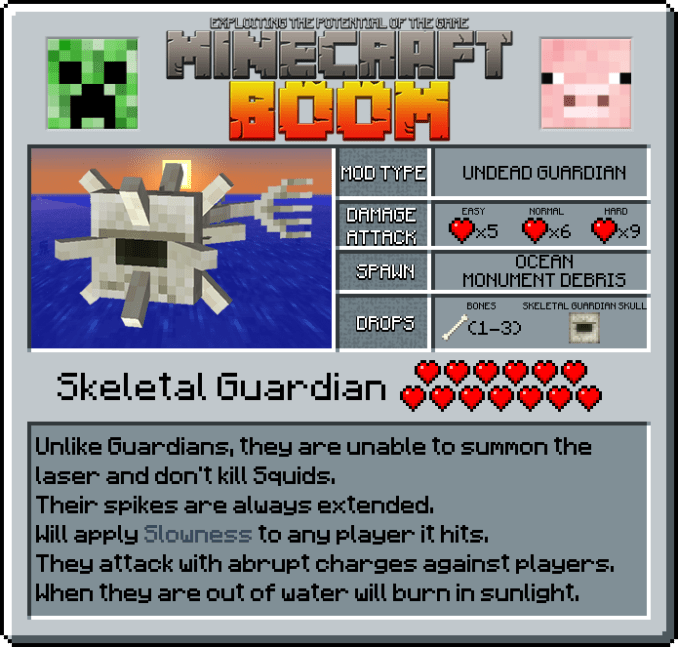 Minecraft Boom Mod Features 5