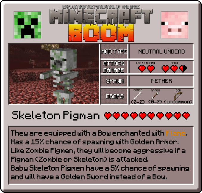 Minecraft Boom Mod Features 6