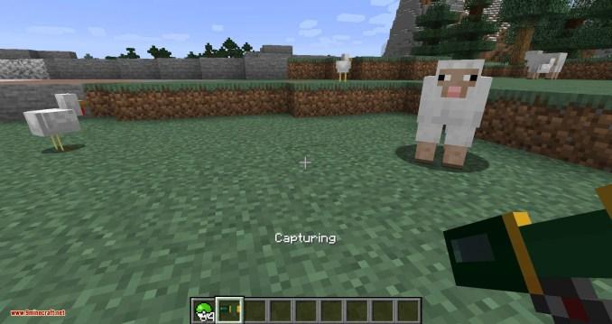 Mob Catcher mod for minecraft 04
