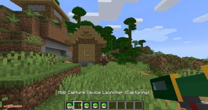 Mob Catcher mod for minecraft 09