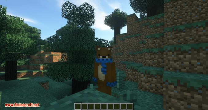 Nimble mod for minecraft 07