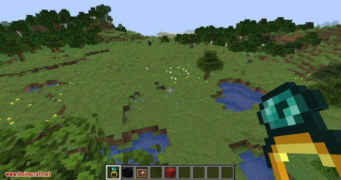 Ring of Blink mod for minecraft 08