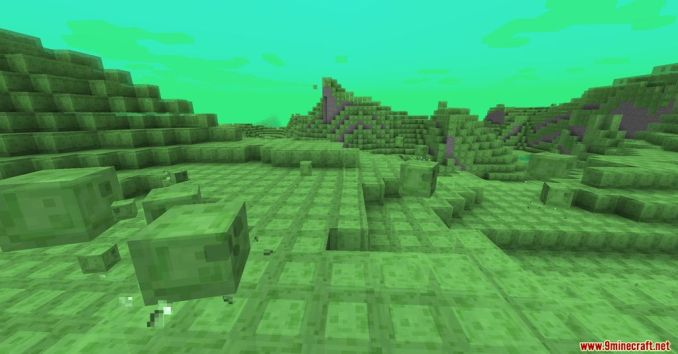 SlimeLands Mod Screenshots 9