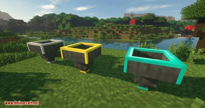 Speedy Hoppers mod for minecraft 04