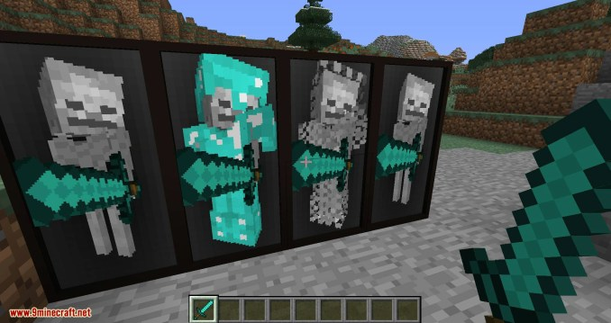 The Magic Mirror mod for minecraft 10