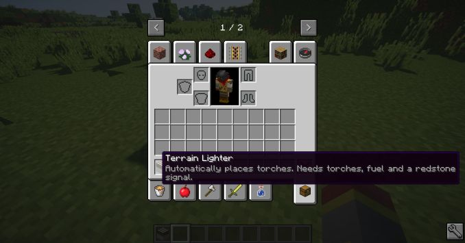 Torchmaster mod for Minecraft (5)
