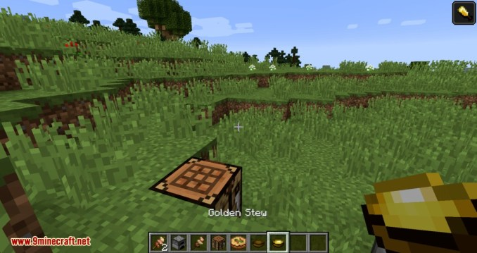 Well Fed mod for minecraft 10