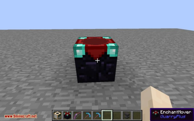 Additional Enchanted Miner Mod How to use 21