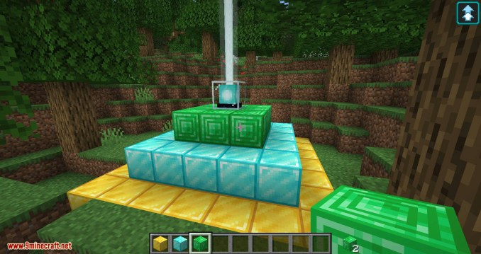 Beacons For All mod for minecraft 05
