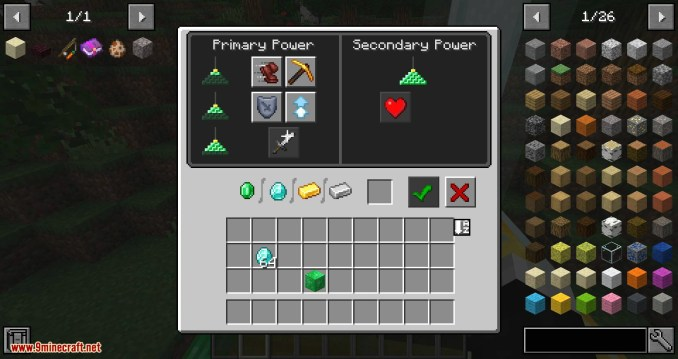 Beacons For All mod for minecraft 02