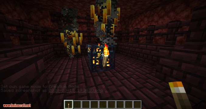 Better Spawner Control mod for minecraft 02