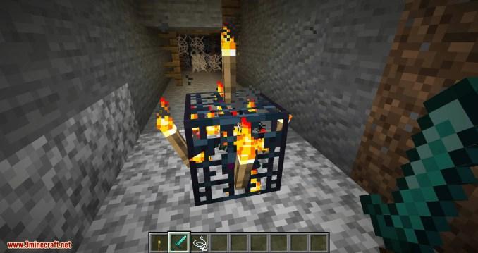 Better Spawner Control mod for minecraft 12