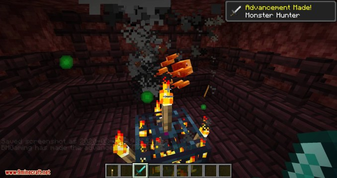 Better Spawner Control mod for minecraft 04
