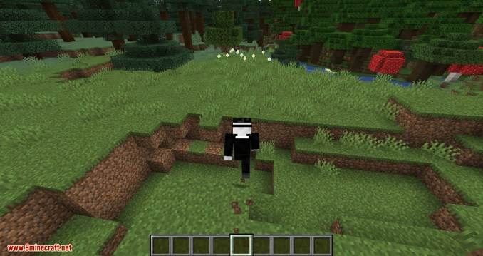 Bunny Boots mod for minecraft 03