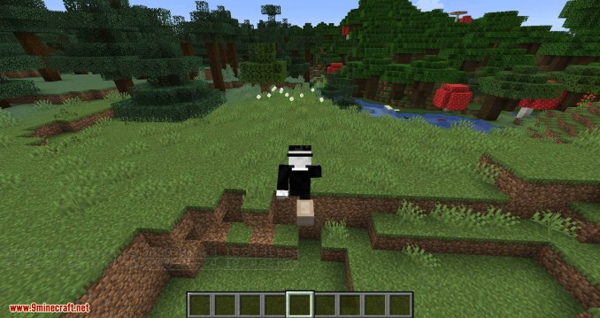 Bunny Boots mod for minecraft 05