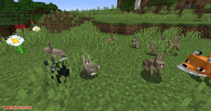 Bunny Boots mod for minecraft 09