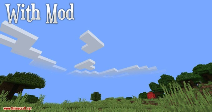 Clear Sky mod for minecraft 09