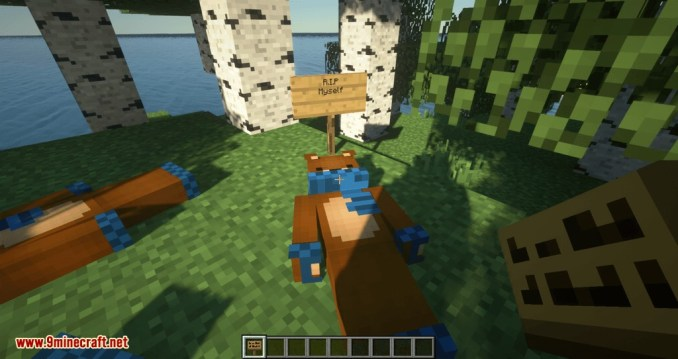 Corpse mod for minecraft 09