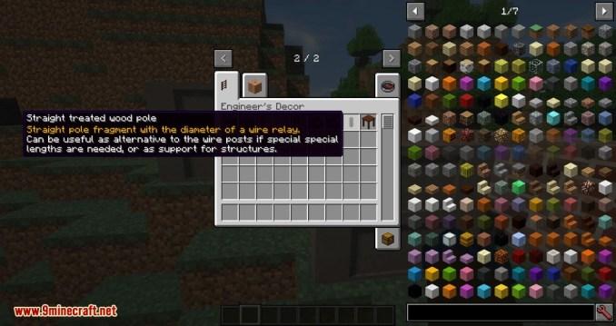 Engineer_s Decor mod for minecraft 08