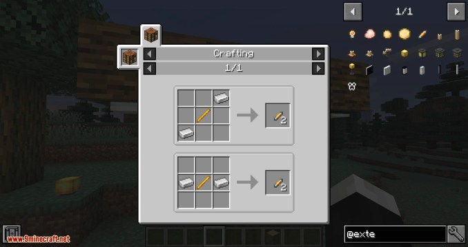 Extended Lights mod for minecraft 15