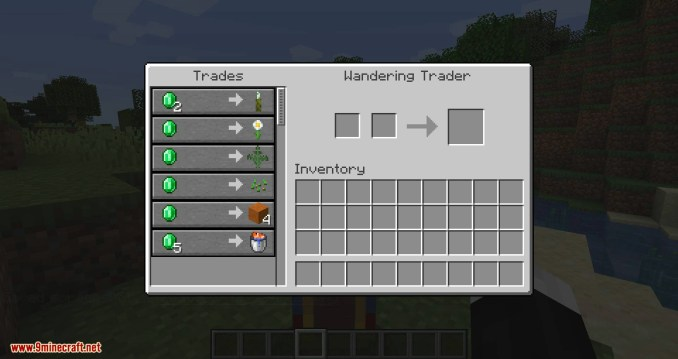 Infinite Trading mod for minecraft 01