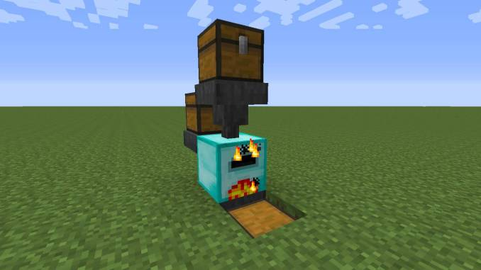 Iron Furnaces mod for minecraft 21