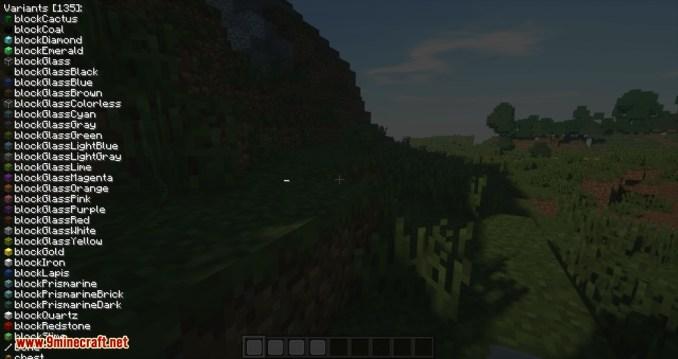 Item Filter mod for minecraft 07