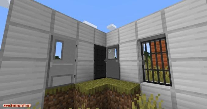 Macaw_s Doors mod for minecraft 09
